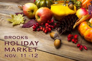 Thanksgiving & Holiday Market @ Brooks Winery