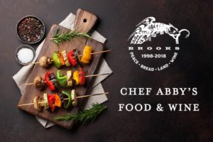 Summer Bounty Wine Pairing @ Brooks Winery | Amity | Oregon | United States